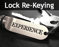 re-keying
