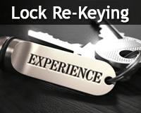 re-keying