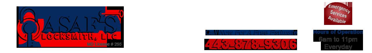 Asaf's Locksmith, LLC